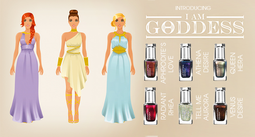 Are You A Goddess? A/W 2015