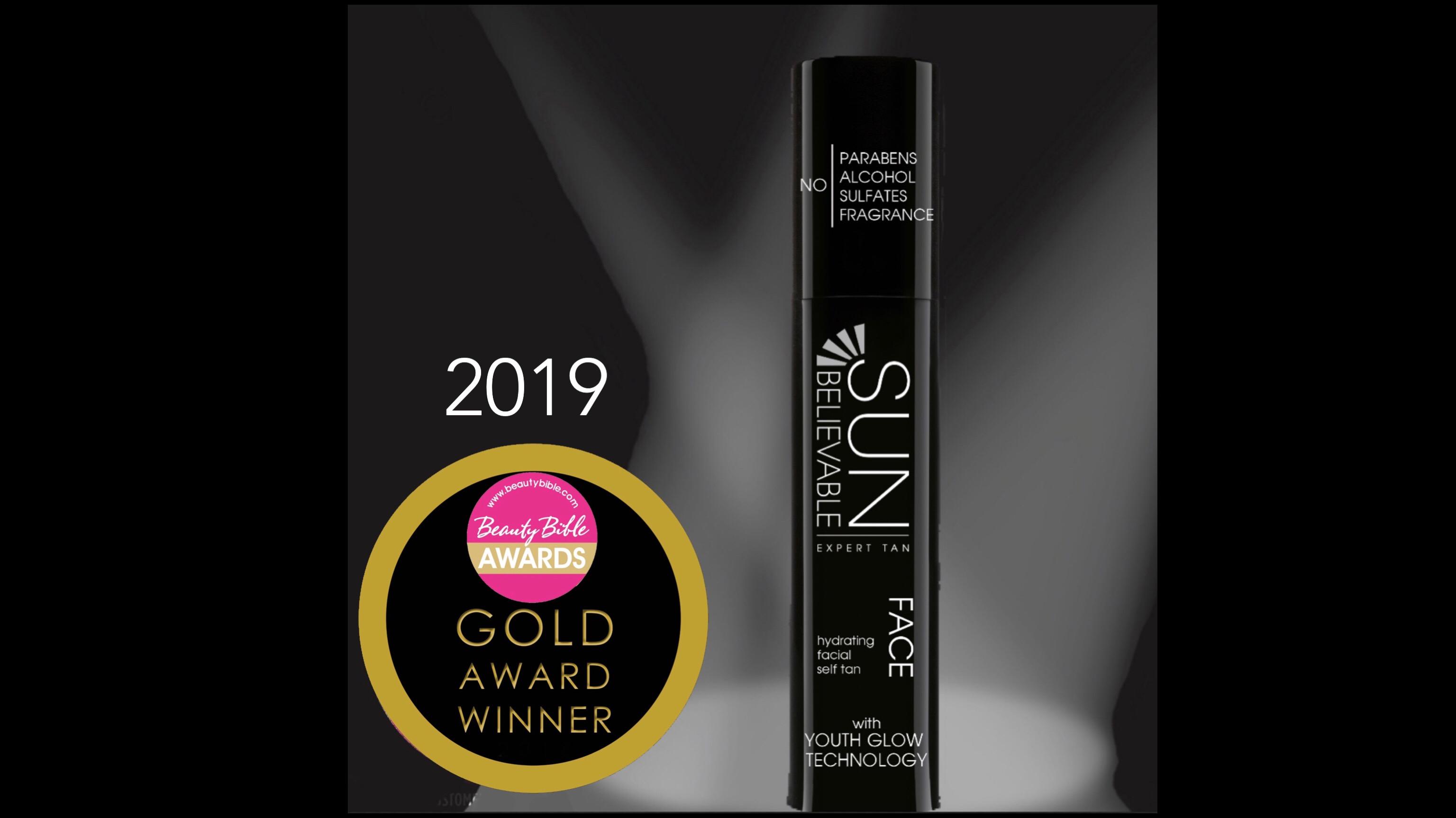 Beauty Bible Awards 2019
